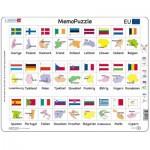 Larsen-GP2-DK Frame Puzzle - MemoPuzzle (in Danish)