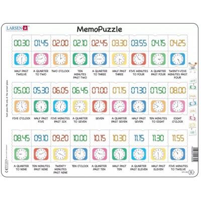 Larsen-GP5-GB Frame Puzzle - MemoPuzzle