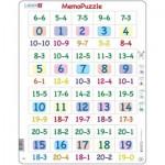 Larsen-GP8 Frame Puzzle - MemoPuzzle