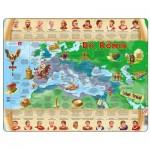 Larsen-HL4-DE Frame Jigsaw Puzzle - Die Römer