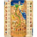 Larsen-HL5-DE Frame Jigsaw Puzzle - Antikes Ägypten