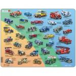 Larsen-HL8-GB Frame Jigsaw Puzzle - Oldtimer