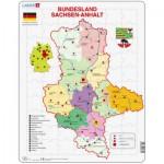 Puzzle  Larsen-K31-DE Bundesland: Sachsen-Anhalt