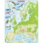 Larsen-K70-GB Frame Puzzle - Europe