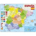 Larsen-K85-ES Frame Jigsaw Puzzle - Spain