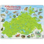 Puzzle  Larsen-K94-DE Mecklenburg-Vorpommern