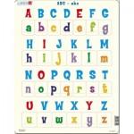 Larsen-LS14-EN Frame Puzzle  - ABC Alphabet