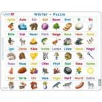 Puzzle  Larsen-LS41-DE Learn to read (German)