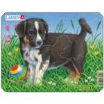 Larsen-M13-4 Frame Jigsaw Puzzle - Dog