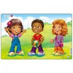 Larsen-N7-2 Puzzle Frame - Children
