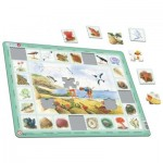 Larsen-NA2-RU Frame Jigsaw Puzzle - Seaside (in Russian)