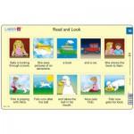 Larsen-RA08-EN-15-16 Frame Puzzle - Read and Look 15-16