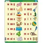 Larsen-SC12-NL Frame Jigsaw Puzzle - Dutch Reading 2