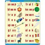 Larsen-SC15-NL Frame Jigsaw Puzzle - Dutch Reading 5