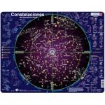 Larsen-SS2-ES Frame Jigsaw Puzzle - Constelaciones (in Spanish)