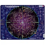 Larsen-SS2-FR Frame Jigsaw Puzzle - Constellations (in French)