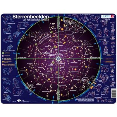 Larsen-SS2-NL Frame Jigsaw Puzzle - Constellations (in Dutch)