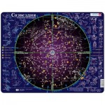 Larsen-SS2-RU Frame Jigsaw Puzzle - Constellations (in Russian)