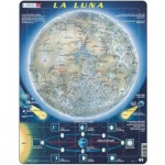 Larsen-SS5-IT Frame Jigsaw Puzzle - The Moon (in Italian)
