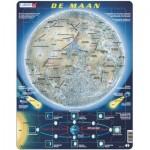 Larsen-SS5-NL Frame Jigsaw Puzzle - De Maan (in Dutch)