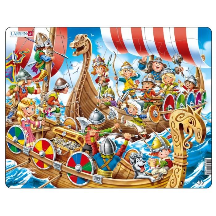 Pirates & Vikings