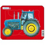 Larsen-Z1-4 Frame Jigsaw Puzzle - Tractor