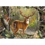 Puzzle   Backcountry Buck