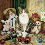 Puzzle   Cat-Ology - Pollyanna