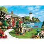 Puzzle  Master-Pieces-31543 XXL Pieces - Lobster Bay