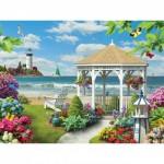 Puzzle  Master-Pieces-31653 XXL Pieces - Oceanside View
