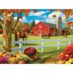 Puzzle  Master-Pieces-31655 XXL Pieces - Rolling Pastures