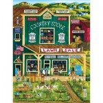 Puzzle  Master-Pieces-31678 XXL Pieces - The Old Country Store
