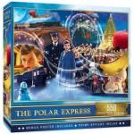 Puzzle  Master-Pieces-31727 The Polar Express Train