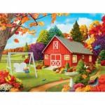 Puzzle  Master-Pieces-31807 XXL Pieces - Harvest Breeze