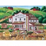 Puzzle  Master-Pieces-31808 XXL Pieces - Morning Deliveries