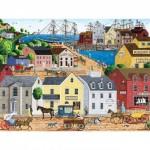 Puzzle  Master-Pieces-31809 XXL Pieces - Home Port