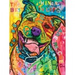 Puzzle  Master-Pieces-31915 XXL Pieces - Dean Russo - The Best Things in Life