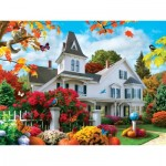 Puzzle  Master-Pieces-31917 XXL Pieces - October Skies