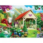 Puzzle  Master-Pieces-31918 XXL Pieces - Welcome to Heaven