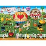 Puzzle  Master-Pieces-31922 XXL Pieces - Flights of Fancy