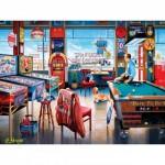 Puzzle  Master-Pieces-31927 Pockets Pool & Pub