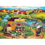 Puzzle  Master-Pieces-32006 XXL Pieces - Cooper's Corner