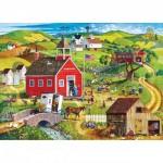 Puzzle  Master-Pieces-32008 XXL Pieces - School Days