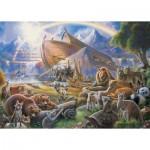 Puzzle  Master-Pieces-32078 Inspirational Noah's Ark