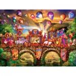 Puzzle  Master-Pieces-32102 XXL Pieces - Carnivale Parade