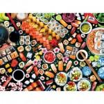 Puzzle  Master-Pieces-32109 XXL Pieces - Sushi Surprise