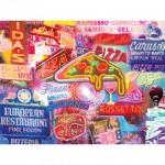 Puzzle  Master-Pieces-32113 Viva Italia