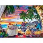 Puzzle  Master-Pieces-32118 Paradise Breeze