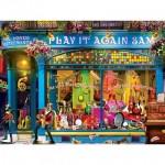 Puzzle  Master-Pieces-32141 Play It Again Sam