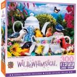 Puzzle  Master-Pieces-32148 XXL Pieces - Garden Party